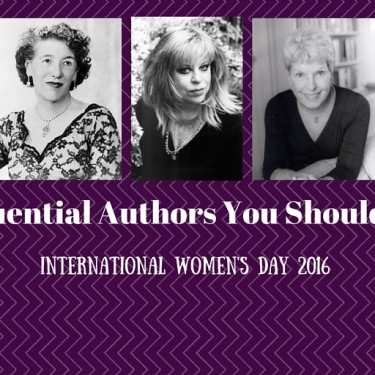 8 Influential Women Authors You Should Read