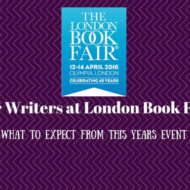 Help For Writers at London Book Fair 2016