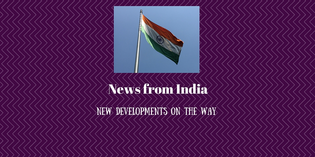 News from India