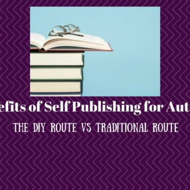 Benefits of self publishing