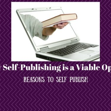 Reasons to self publish