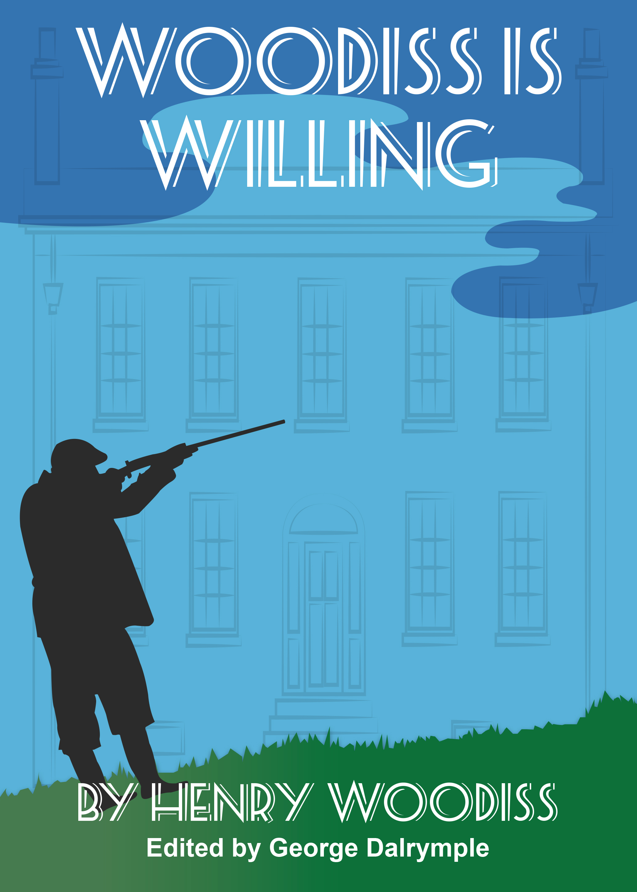 Woodiss Is Willing book cover