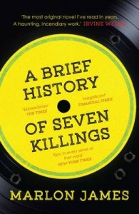Help for writers - man booker prize shortlist - 7 killings