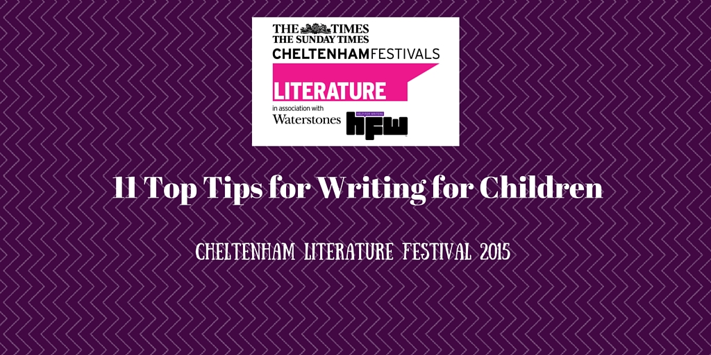 Tips for writing for children