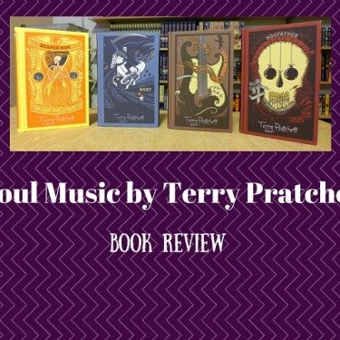 Soul Music by Terry Pratchet