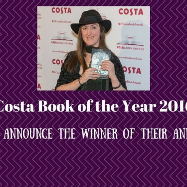 Costa Book of the Year 2016