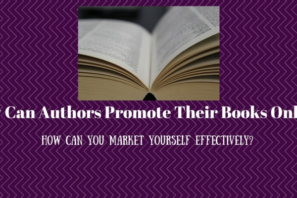 How Can Authors Promote Their Books Online?