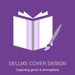 deluxe cover design package
