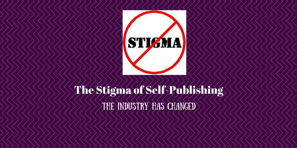 The Stigma of Self-Publishing