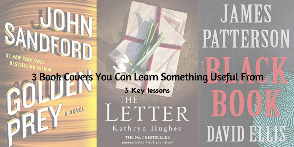 3 Book Covers You Can Learn Something Useful From
