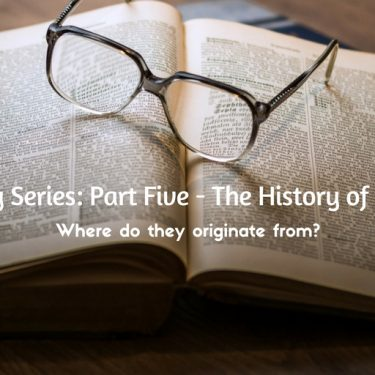 Etymology Series: Part Five - The History of Metaphors